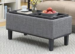 Convenience Concepts 143900BL Designs4Comfort Brentwood Otto