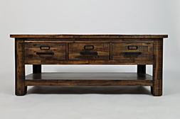 """Jofran: 1510-1, Cannon Valley, Rectangle Cocktail Table, 48"""""""
