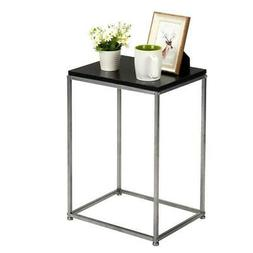 """21"""" Tall End Table Sofa Chair Side Accent Stand Storage Coff"""