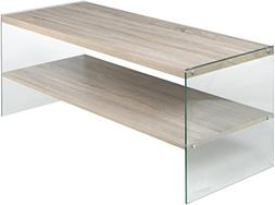 OneSpace 50-JN19CTLO Coffee Table, Light Oak