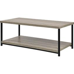 Ameriwood Home 5049096PCOM Elmwood Coffee Table, Weathered O