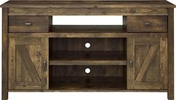 """Ameriwood Home Farmington TV Stand for TVs up to 60"""" Wide, R"""