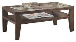 Ashley Furniture Signature Design - Deagan Cocktail Table wi