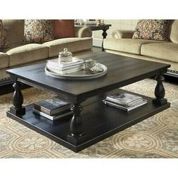 Ashley Furniture Signature Design - Mallacar Coffee Table -