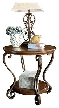 Ashley Furniture Signature Design - Nestor End Table - Tradi