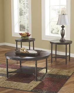 Ashley Furniture Signature Design - Sandling Occasional Tabl