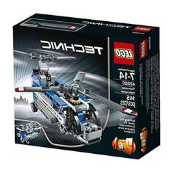 LEGO Technic 42020 Twin-Rotor Helicopter Model Kit