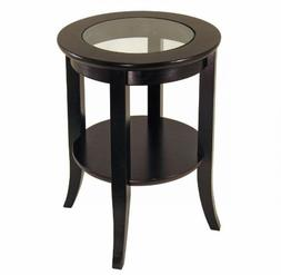 Winsome Wood 92218 Genoa Occasional Table, Espresso