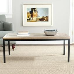 Safavieh American Homes Collection Dennis Oak Coffee Table