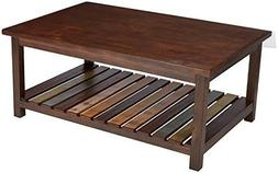 Ashley Furniture Signature Design - Mestler Coffee Table - C