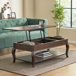 Barrick Traditional Lift-Top Coffee Table