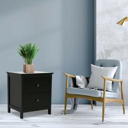 Bedroom Nightstand Cabinet Bedside End Table Sofa Side Coffe