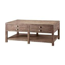 Stein World Furniture Bridgeport Rectangular Cocktail Table