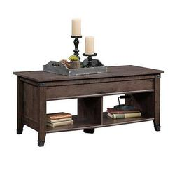 SAUDER Carson Forge Extendable Coffee Table With Hidden Stor