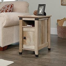 Sauder Carson Forge Side Table Lo Lintel Oak/Country