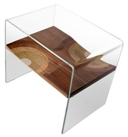 Coffee table / Bedside table Casamania & Horm Bifronte + Ces