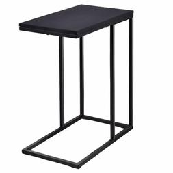 Tangkula Coffee Tray Sofa Side End Table, Ottoman Couch Tabl
