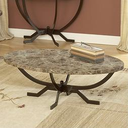 Hillsdale Easton End Table - 22.8 Height - Wood