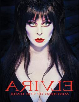 ELVIRA, Mistress of  Dark,  HC Coffee Table Book Cassandra P