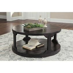 Ashley Furniture Signature Design - Rogness Coffee Table wit