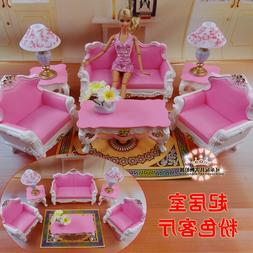Furniture Living room  accessories for barbie doll 1/6 toys