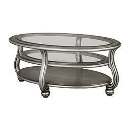 Ashley Furniture Signature Design - Coralayne Coffee Table -