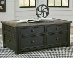 furniture tyler creek grayish brown and brown