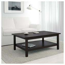 Ikea Hemnes Coffee Table - Black Brown  New 801.762.84