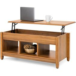 Best Choice Products Home Modern Lift Top Coffee Table Furni