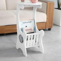Hot Style Small Round End Side Accent Coffee Table Bedroom L