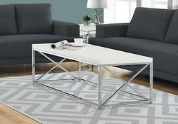 Monarch Specialties I 3028 Modern Coffee Table for Living Ro