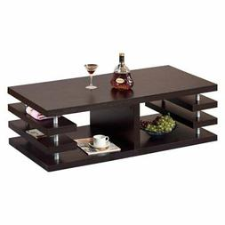 Furniture of America Ireene Coffee Table, Espresso