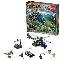 LEGO Jurassic World Blue's Helicopter Pursuit 75928 Buildi