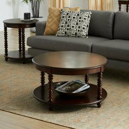 Karson Traditional Style Coffee Table