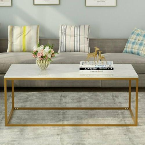 1/ 3Tier Console Table with Marble Gold Frame