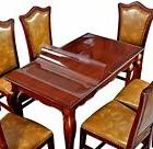 18 X 60 Inch Wood Furniture Dining Coffee Side Table Protect