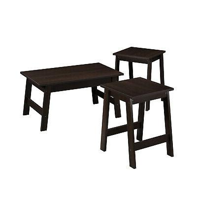 3-Piece Finish Table and Set Room