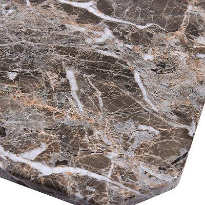 3 Faux Marble End Table Living Room Furniture