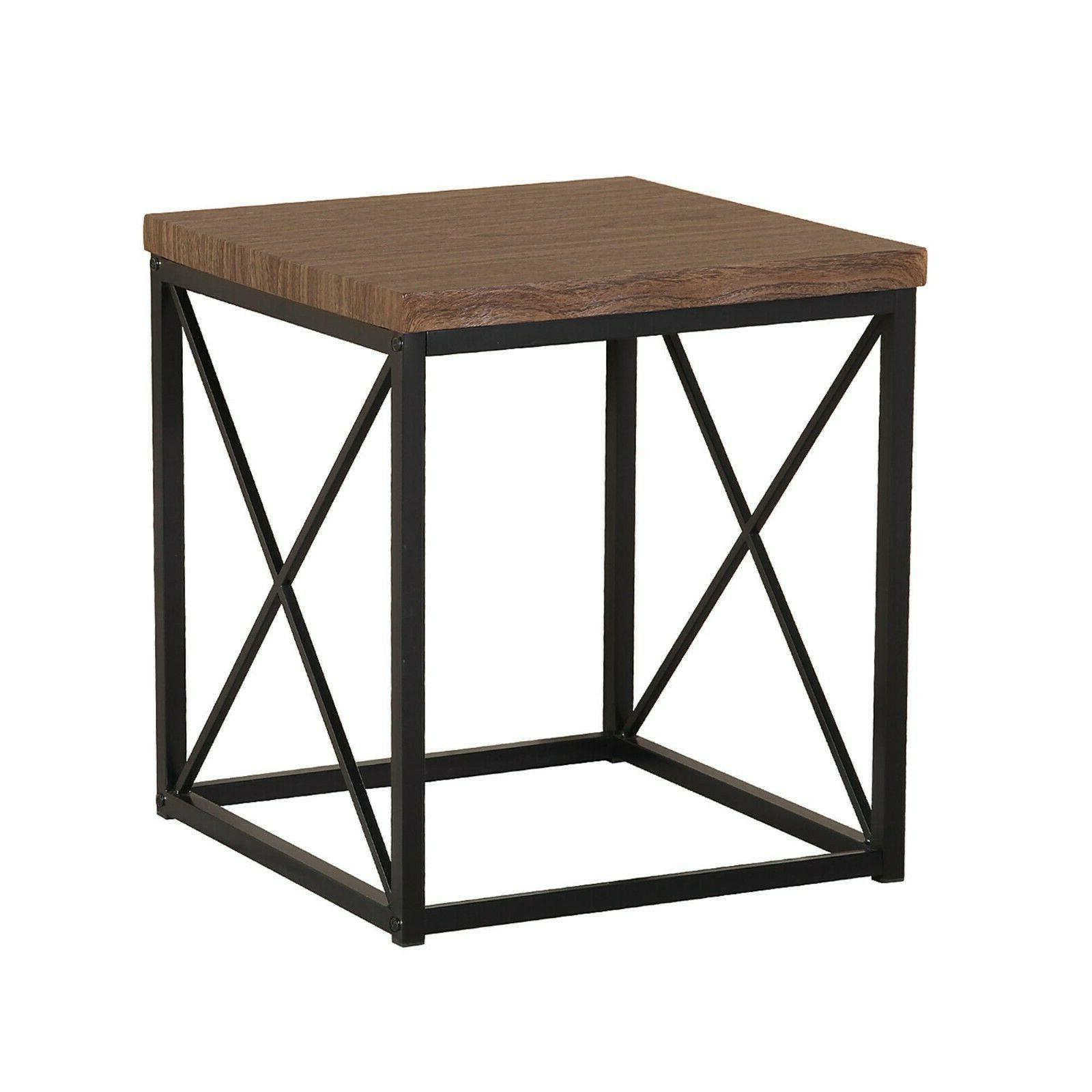 3 Coffee Table End Set