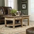 Sauder 416562 Boone Mountain Coffee Table With 2 Drawers In