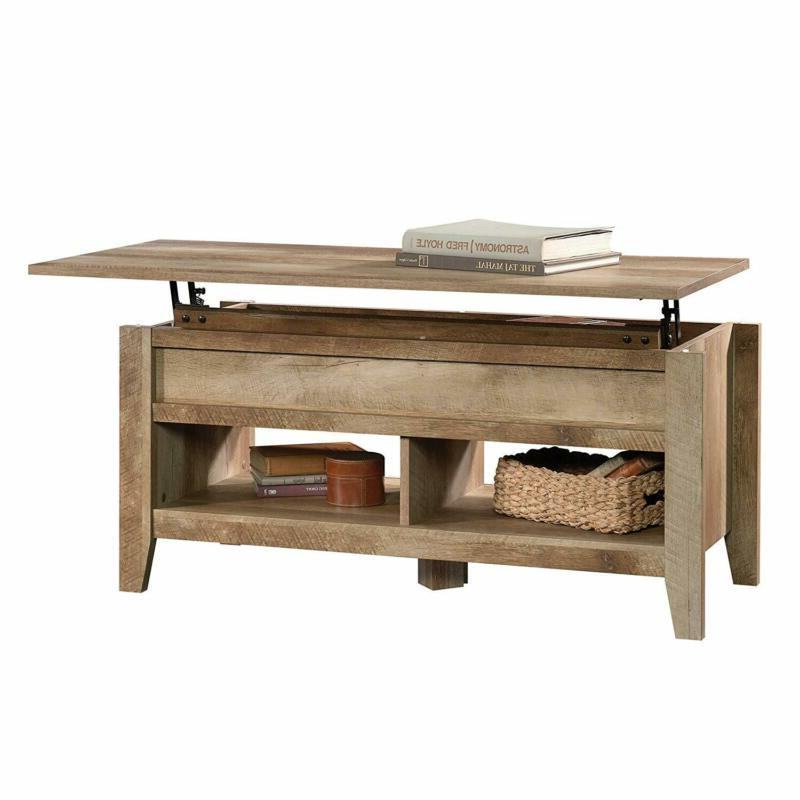420011 dakota pass lift top coffee table