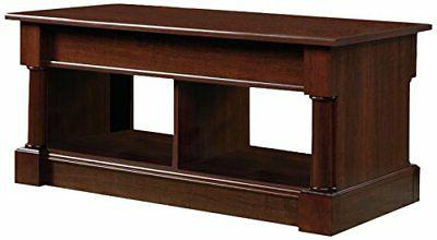 Sauder 420520 Top Coffee Table in Cherry