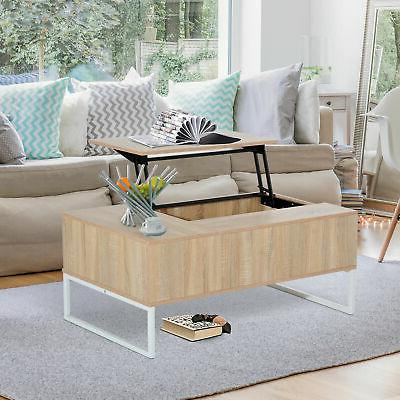 43 lift top with storage coffee table