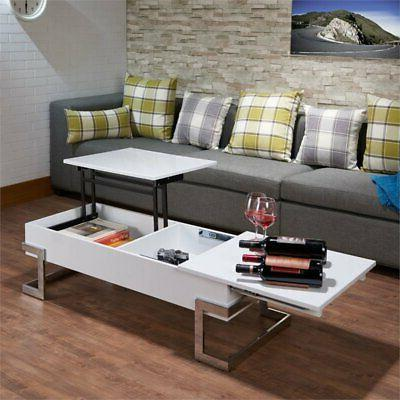 81850 calnan lift coffee table