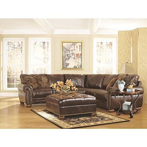 Ashley - End - Style - Round - Brown