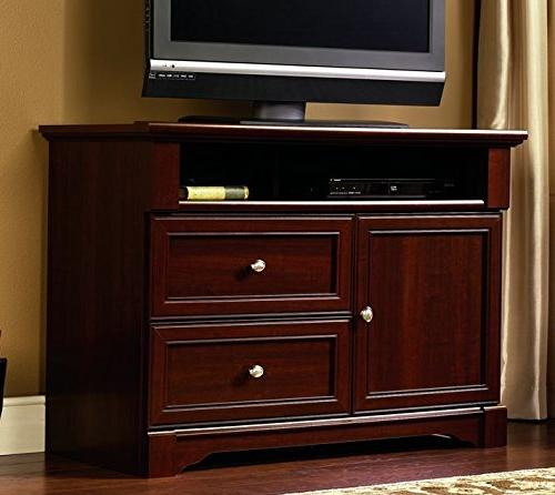 """Sauder 411626 Palladia High Boy TV Stand, For Tv's up to 50"""""""
