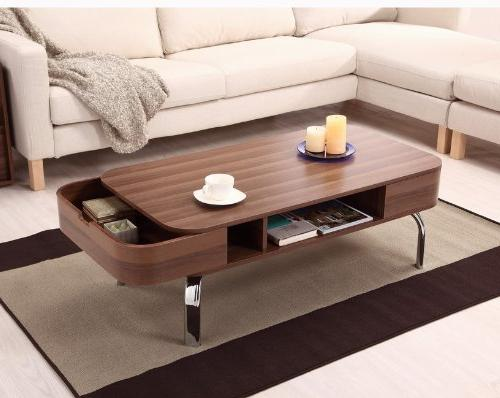 accent cocktail coffee table
