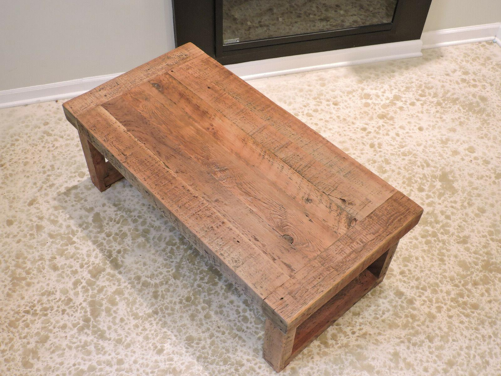 inch Barn Top. 2''x3'. Handmade-BurntRock