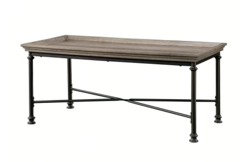 Sauder Canal Street Coffee Table 419233 Sgs Non-Wood Finish