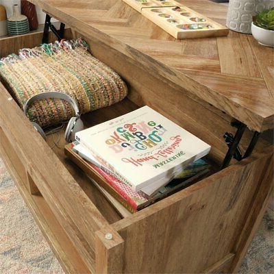 Sauder Cannery Wood Table